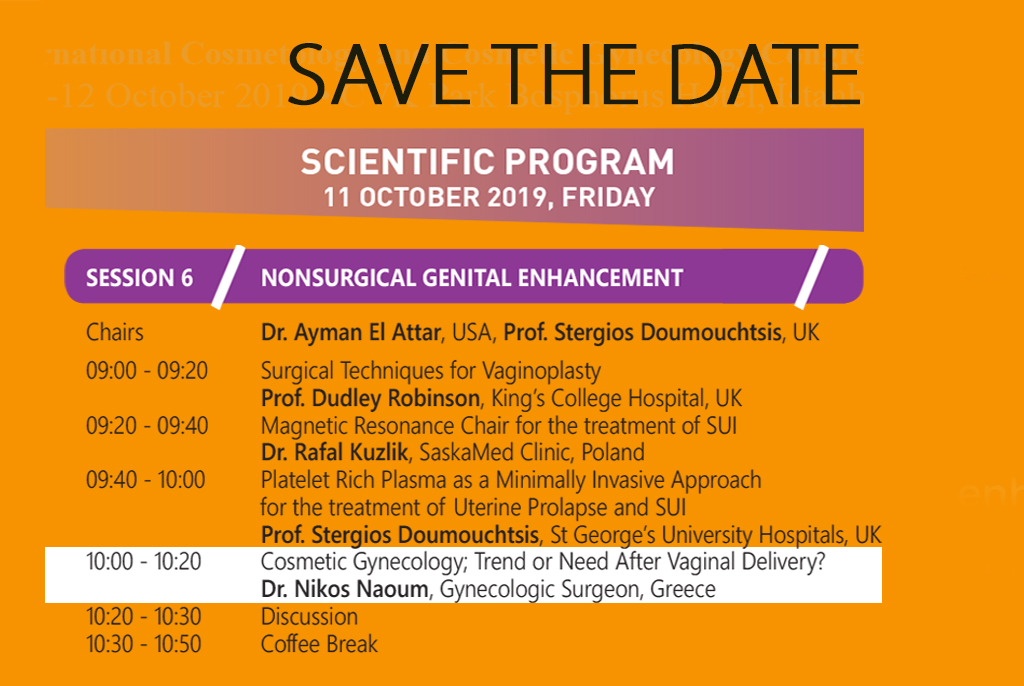 3rd International Cosmetology and Cosmetic Gynecology Congress