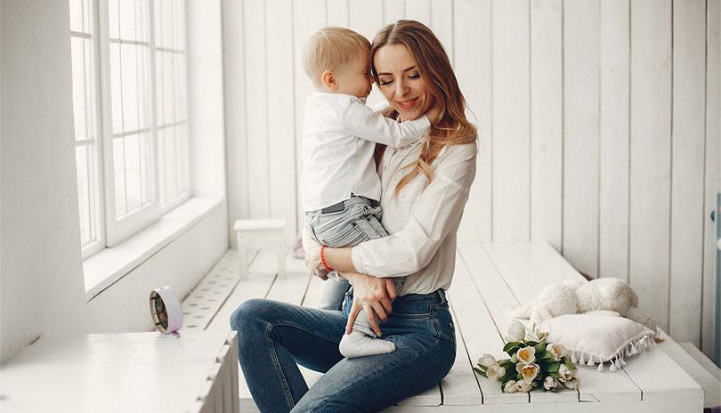Και πάλι γυναίκα μετά τη μητρότητα